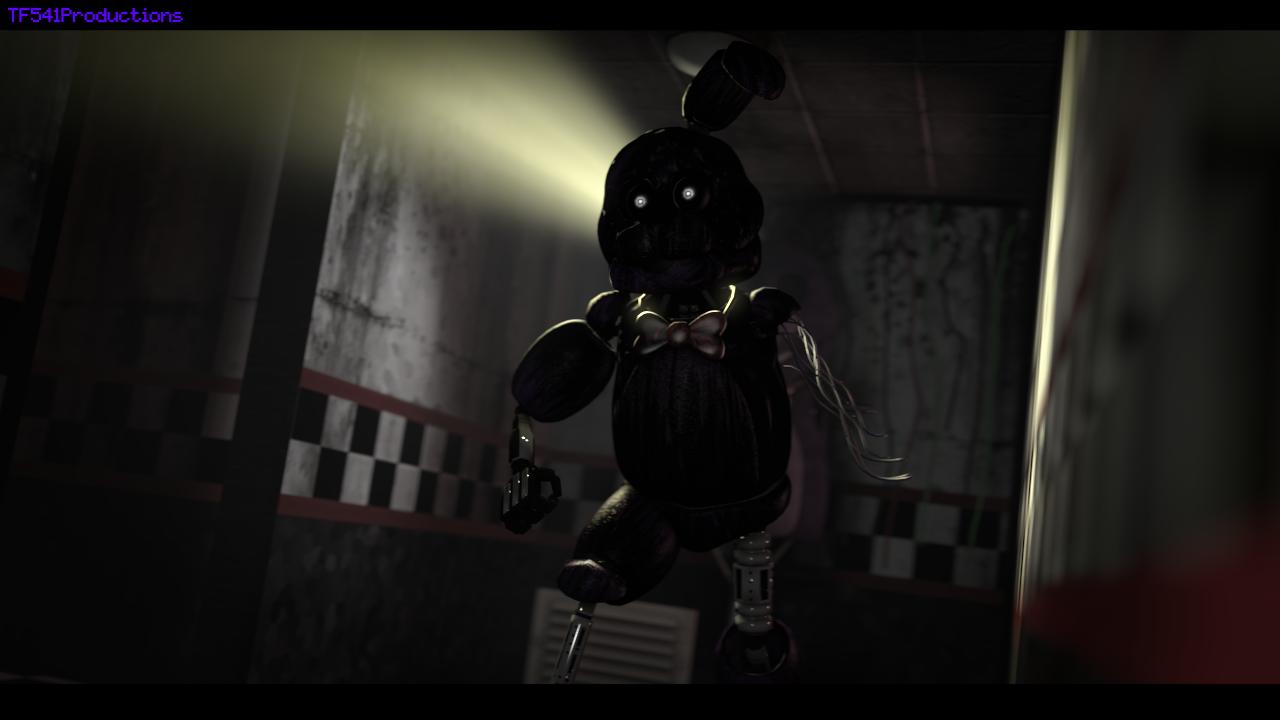 Phantom Bonnie by TF541Productions