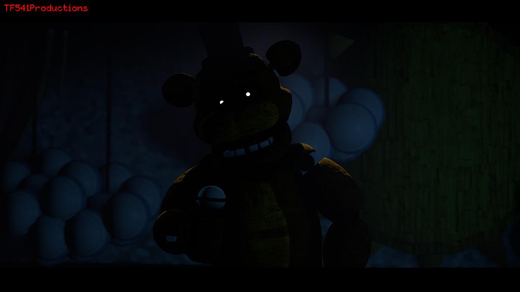 Freddy Fazbear by TF541Productions