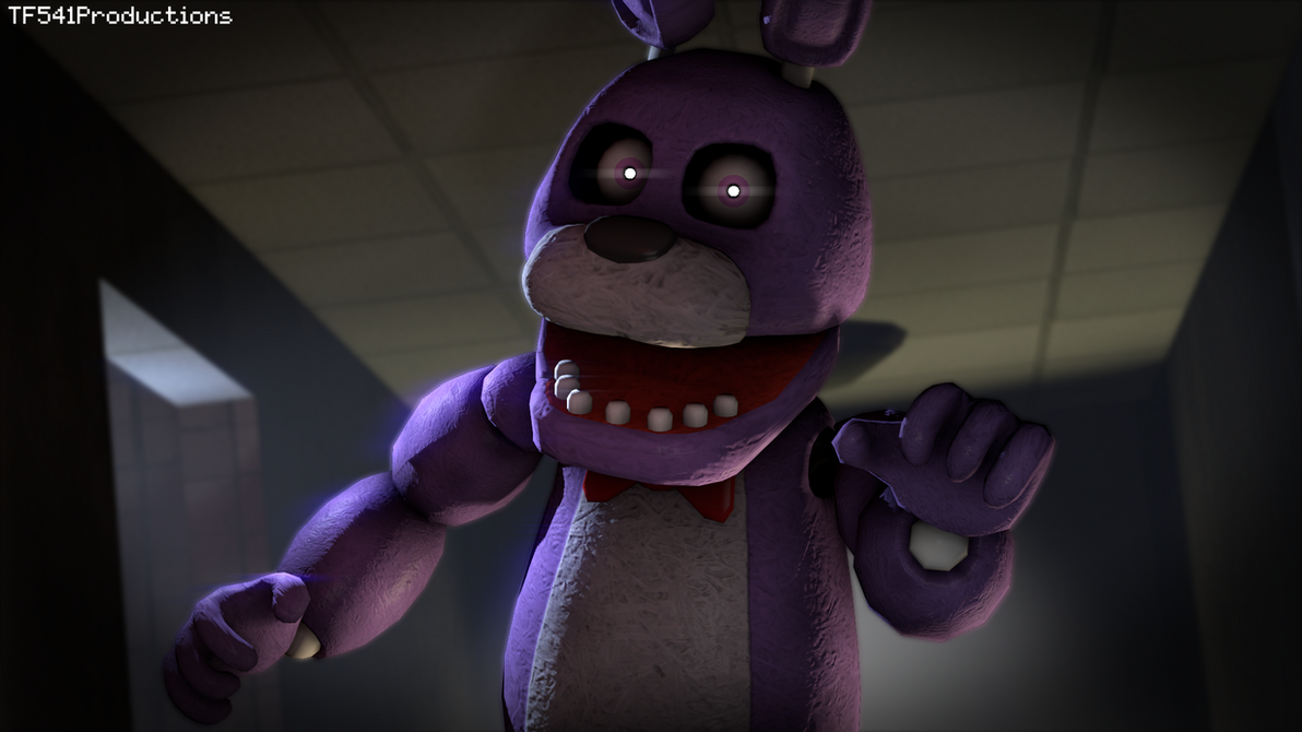 I6NIS Bonnie The Bunny by TF541Productions