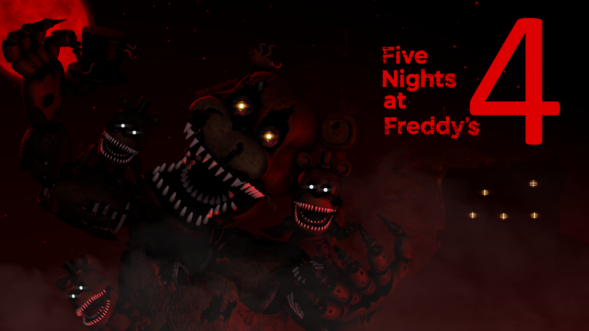 Nightmare Freddy by TF541Productions