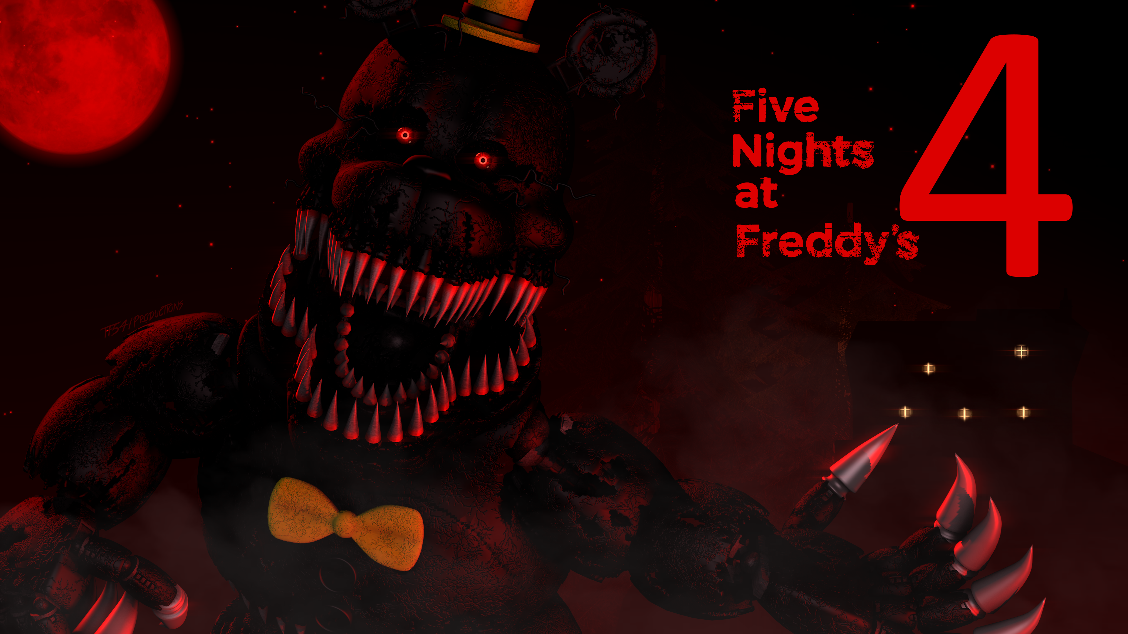 Nightmare by TF541Productions