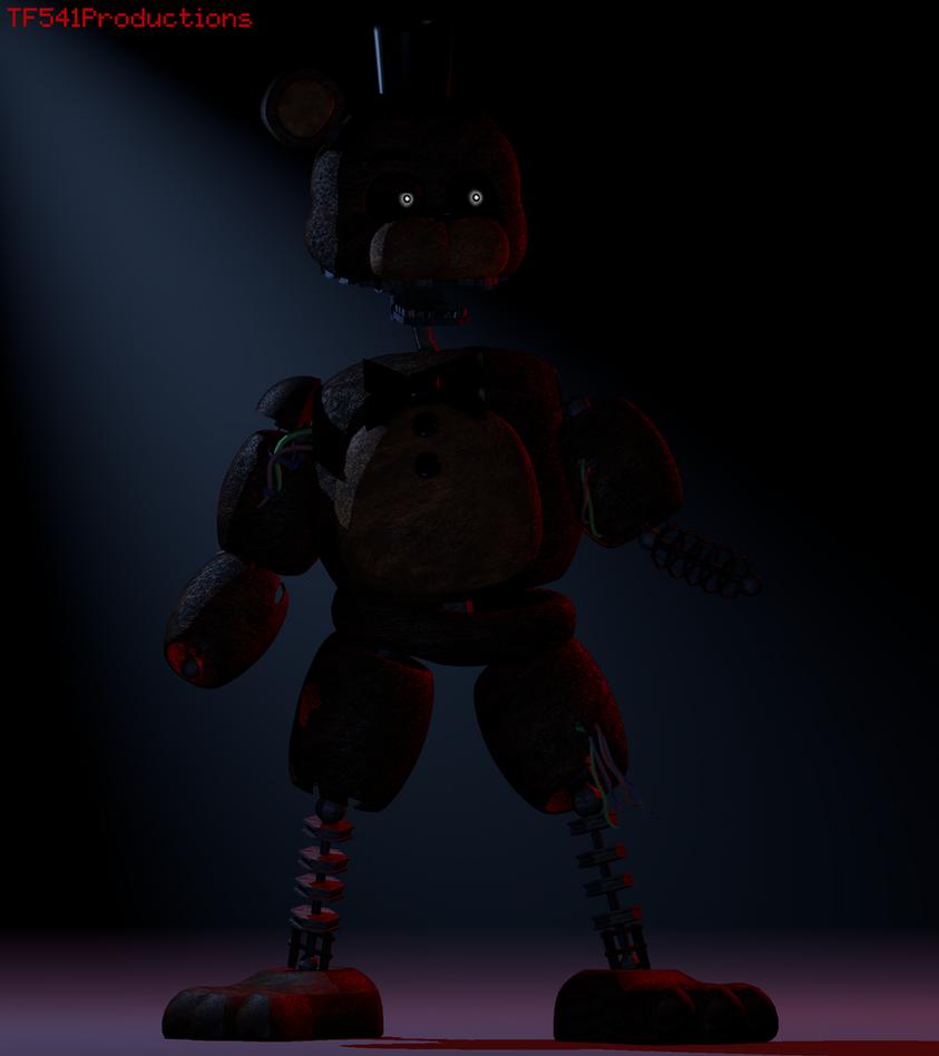 TJOC:R - Ignited Freddy by TF541Productions