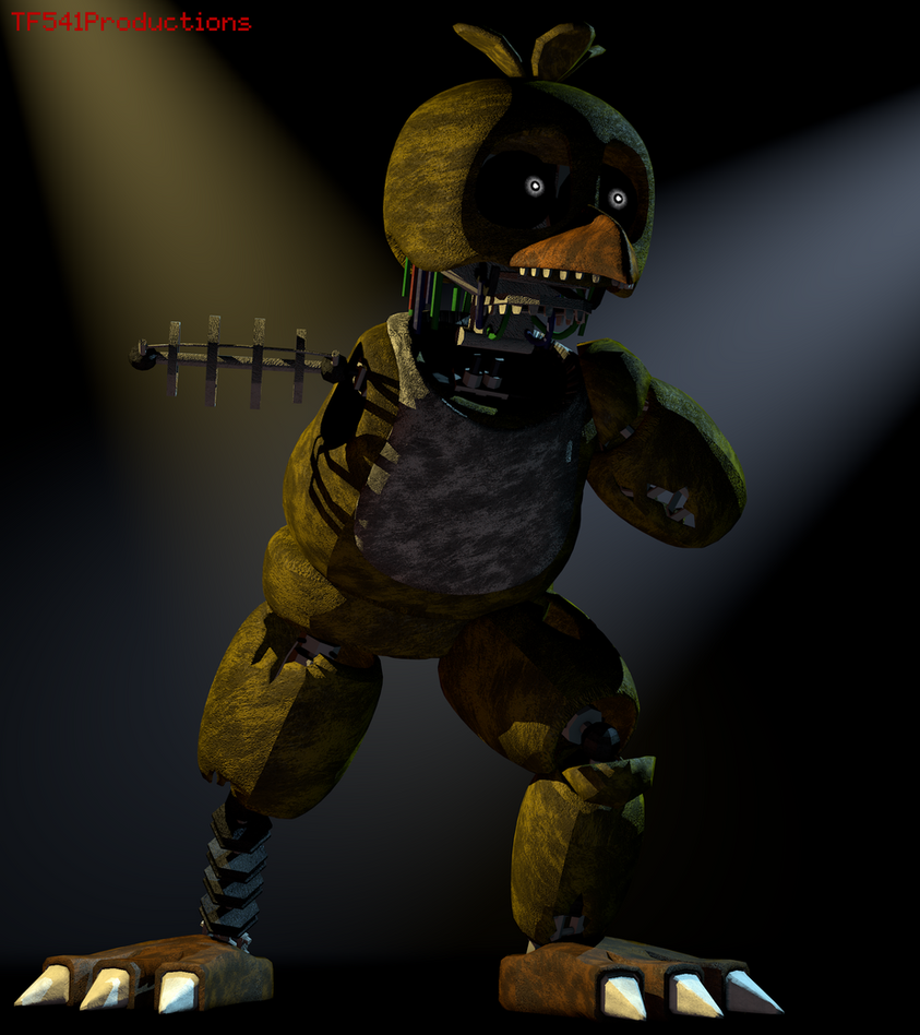 TJOC:R - Ignited Chica by TF541Productions