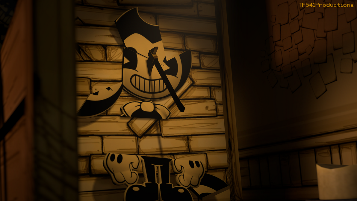Breakable Wood That Looks Like Bendy by TF541Productions