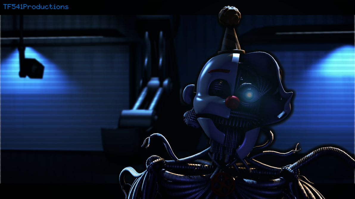 Ennard Wallpaper by TF541Productions