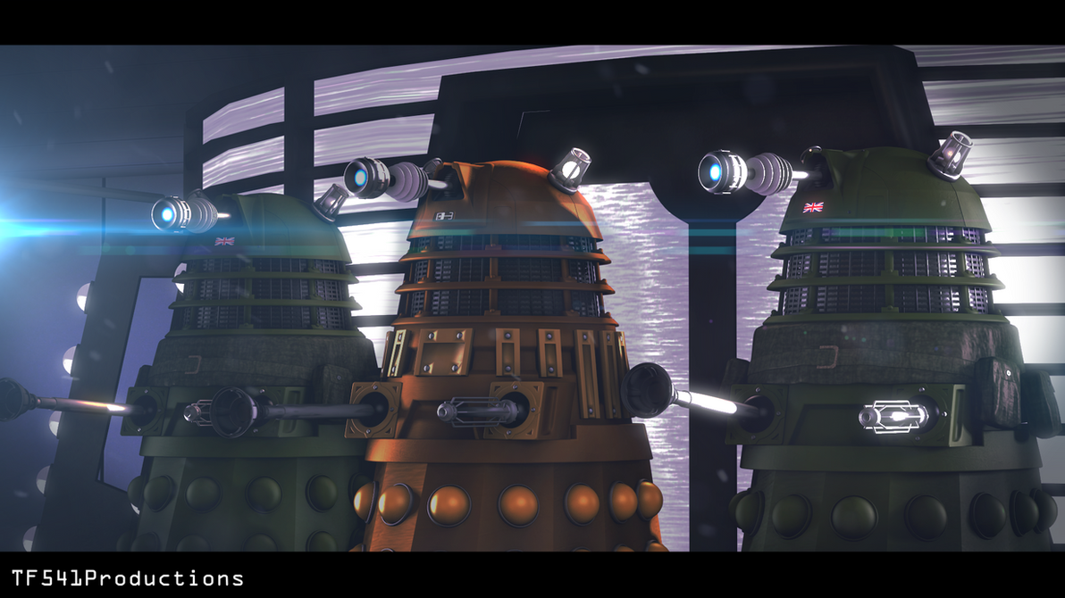 Victory of the Daleks by TF541Productions