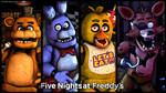 Five Nights at Freddy's - Characters