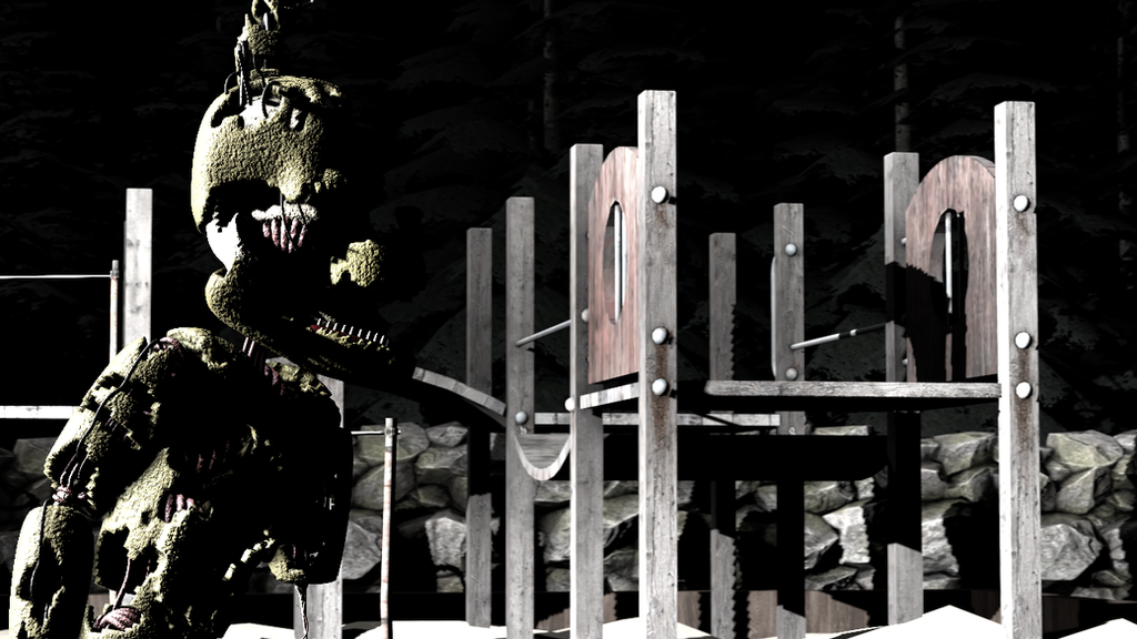 Scraptrap by TF541Productions