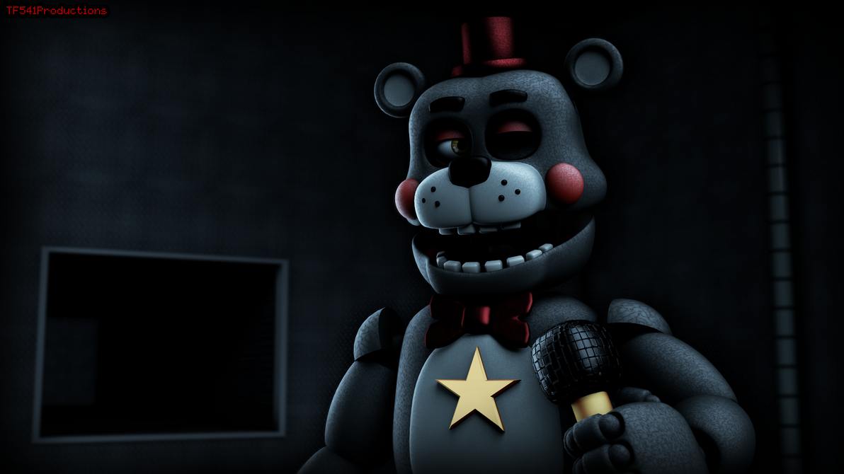 FNaF6 - Lefty by TF541Productions