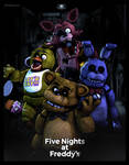 Five Nights at Freddy's: Group Photo