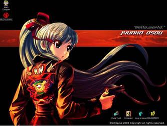 Current Desktop - 6-16-04