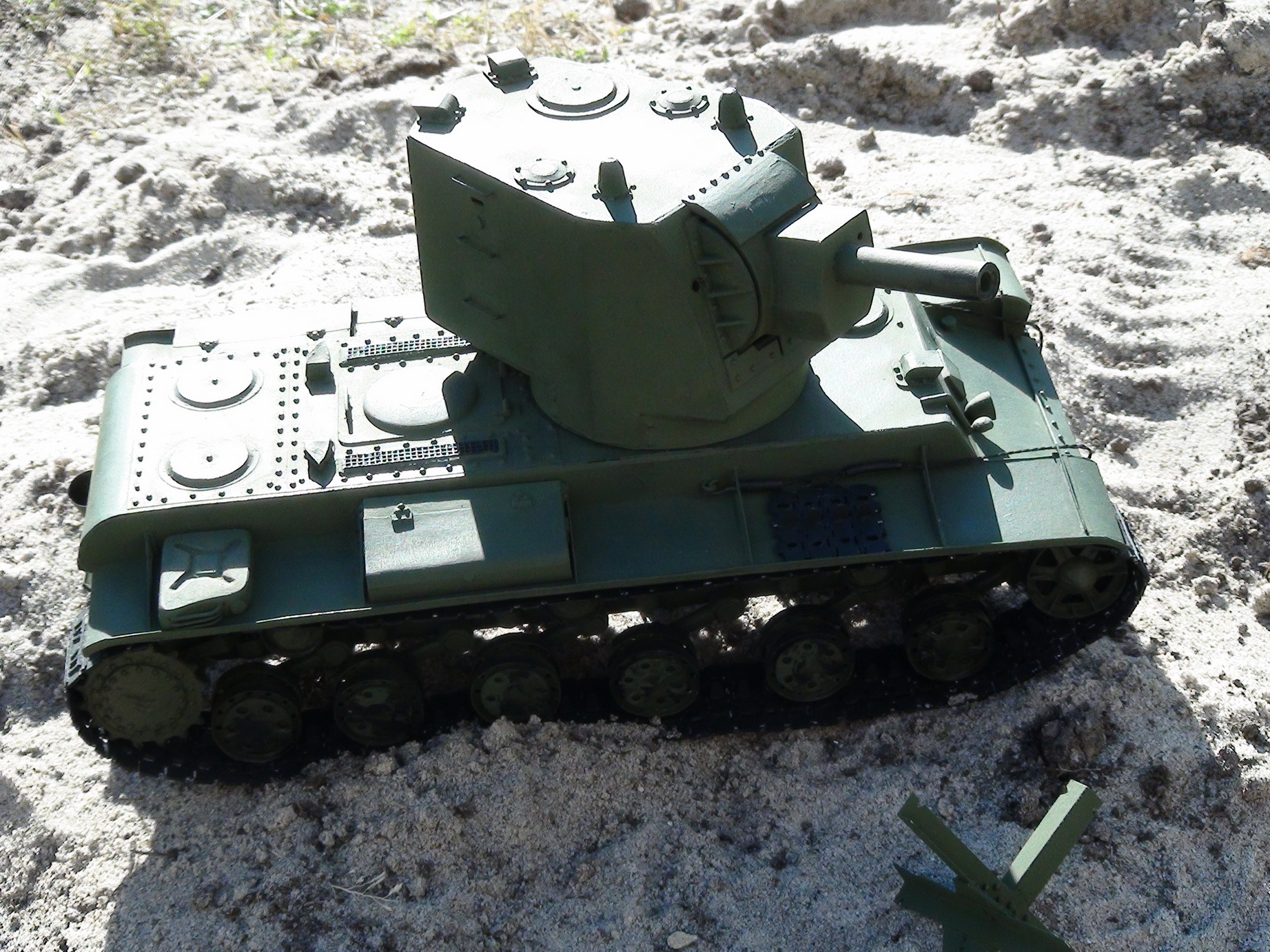 KV-2 5 by BHAAD