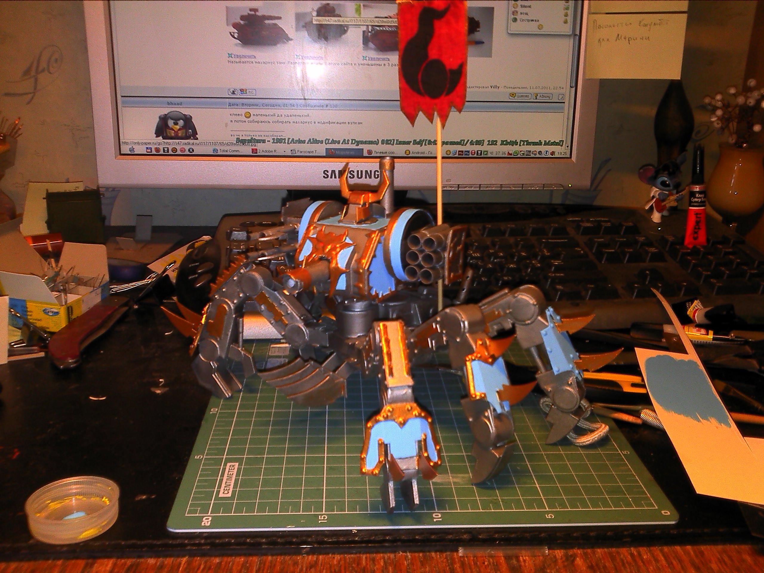 Defiler Warhammer 40k 3 by BHAAD