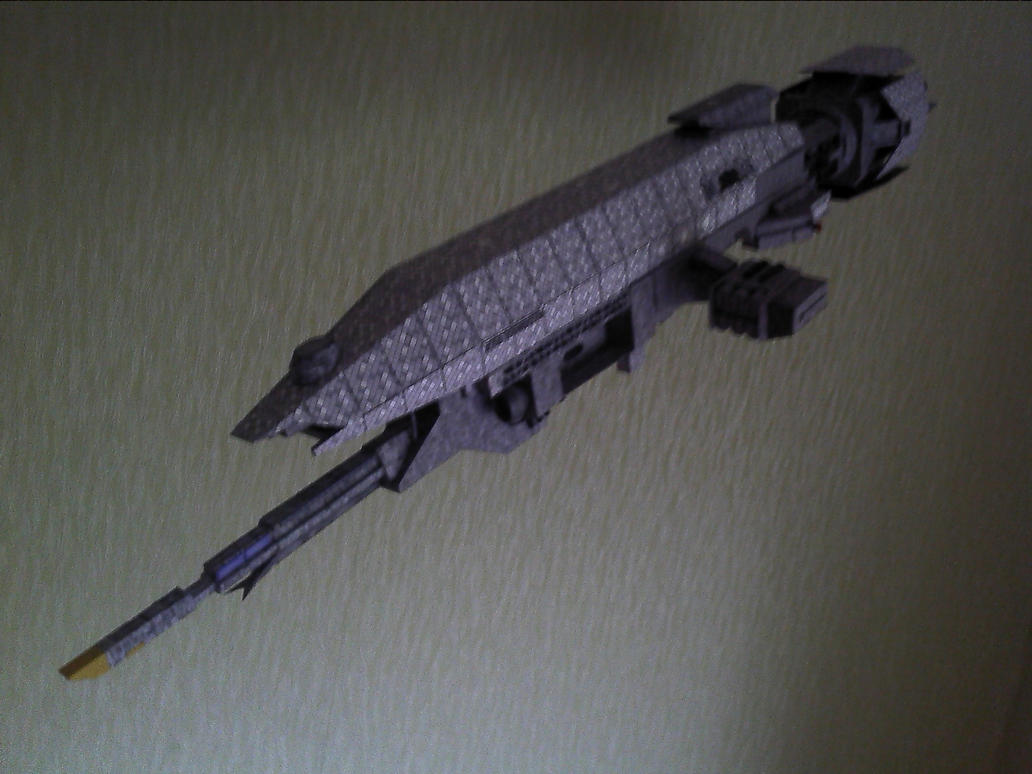 Babylon 5 Warlock by BHAAD