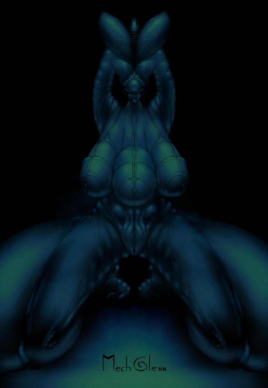 Alien by MechGlenn