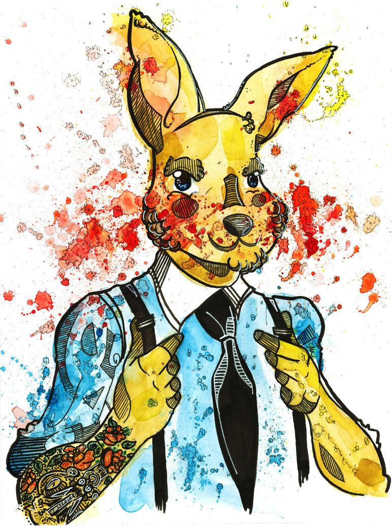 Rabbit Boss by DiegoSilvaPires