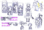 FE - More sketch