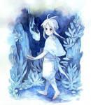 Ori and the Blind Forest -Ori gijinka