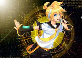 Singing on Stage (Default Version) by TamashiineKasuka