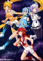 Androspace by TamashiineKasuka
