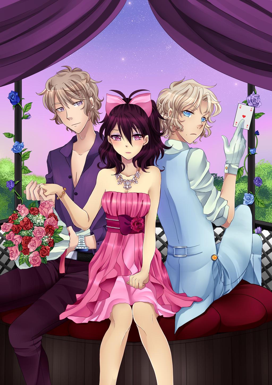 Who to choose by TamashiineKasuka