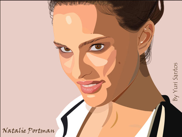 Natalie Portman by Kratos-YMVS