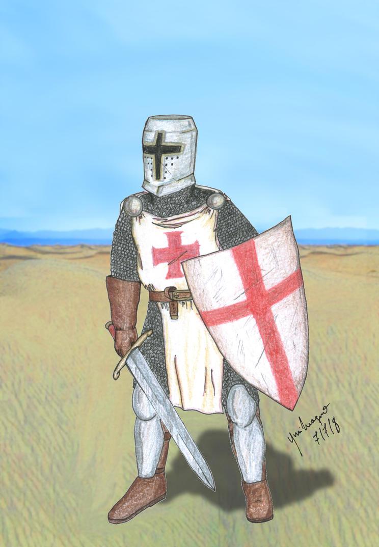 Crusader by Kratos-YMVS