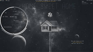 There's No Space Like Home (Feb '15, Rainmeter) by My-Scifi-Lullaby