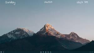 Mountain View Desktop