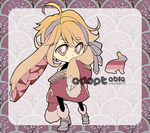 Adoptable: Floe Species 02 [CLOSED]