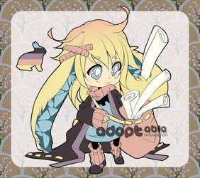 Adoptable: Floe Species 04 [CLOSED] by tofumi