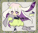 Adoptable: Floe Species 05 [CLOSED]