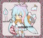 Adoptable: Floe Species 08 [CLOSED]