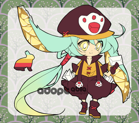 Adoptable: Floe Species 10 [CLOSED] by tofumi