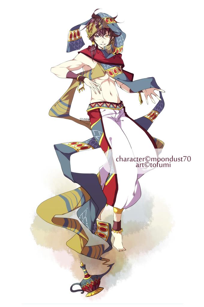 Commission: moondust70 by tofumi