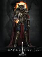 Game of Thrones - Jorah H'gha by Bulygin