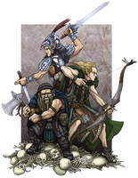 The Big 3 from Dark City Games