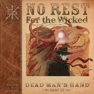No Rest For the Wicked Cover 3