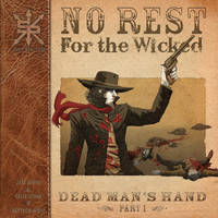 No Rest For the Wicked Cover 1 by Kminor