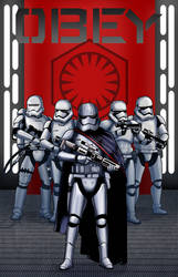 The First Order- OBEY