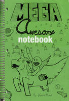 Mega Awesome Notebook Cover by Kminor