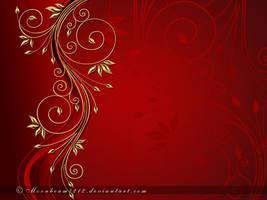 Gilded Crimson by moonbeam1212