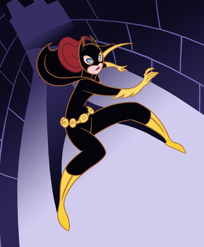 Batgirl by UsmanHayat