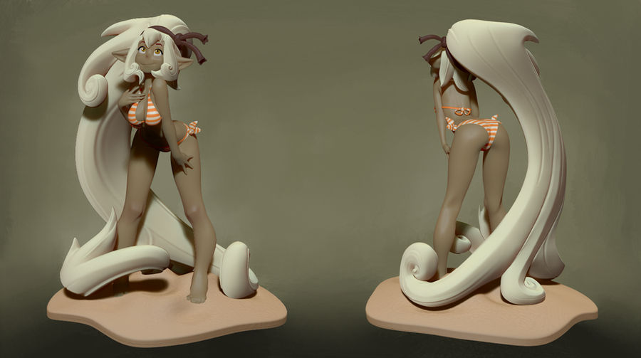 Sand Sculpt by UsmanHayat