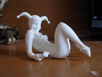 Harley Quinn 3D Print Assembled by UsmanHayat
