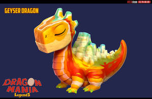 Geyser Dragon
