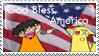God Bless America by Zangoosie