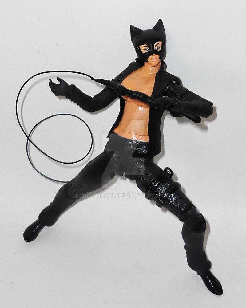 Catwoman nude Nude Photos 4