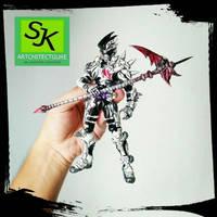 sic kamen rider ex aid genm dangerous zombie