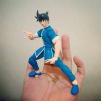 tekken chinmi custom figure new kungfu boy